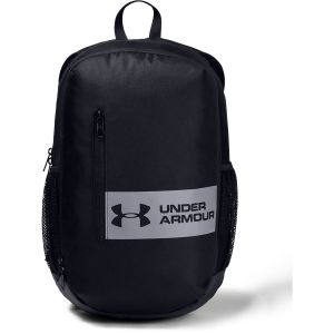 Batoh Under Armour Roland Backpack Black/Silver – OSFA