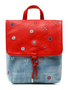 Desigual batoh Back July Denim Arola