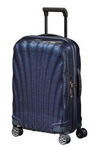 Samsonite Kabinový cestovní kufr C-lite Spinner 36 l – modrá