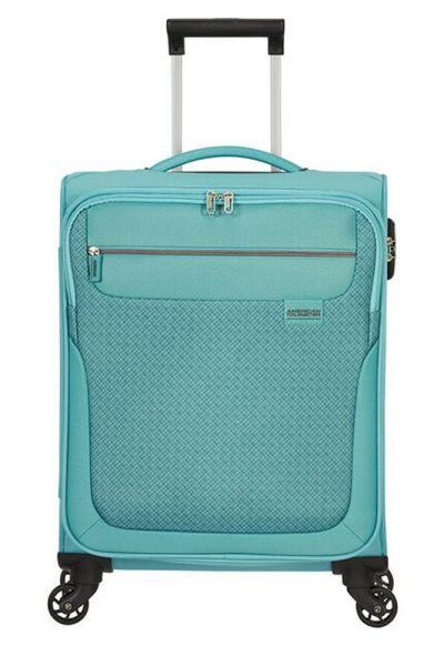 American Tourister Kabinový cestovní kufr Sunny South 36 l – světle modrá