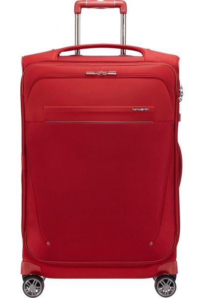 Samsonite Cestovní kufr B-Lite Icon 83/90 l – červená