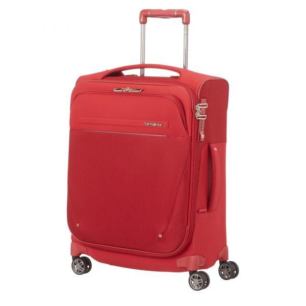 Samsonite Kabinový cestovní kufr B-Lite Icon 39 l – červená