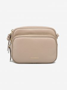 Cross body bag Coccinelle Béžová 986758