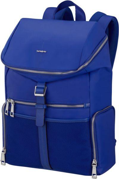 "Samsonite Dámský batoh na notebook 14.1"" Activ-Eight 17 l – modrá"