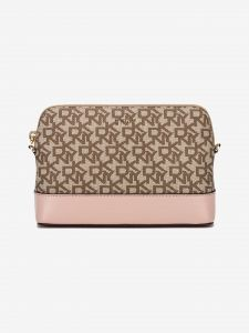 Bryant Dome Cross body bag DKNY Hnědá 985798