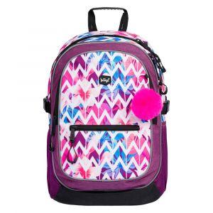 BAAGL Školní batoh Core Havaj 25 l