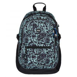 BAAGL Školní batoh Core Graffito 25 l