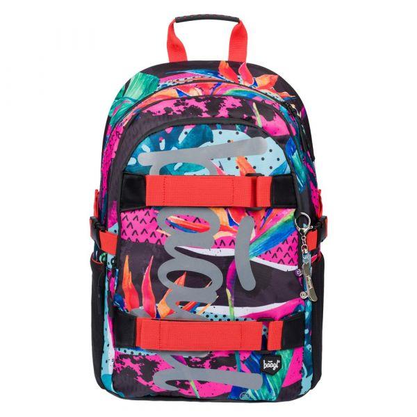 BAAGL Školní batoh Skate Fresh 25 l