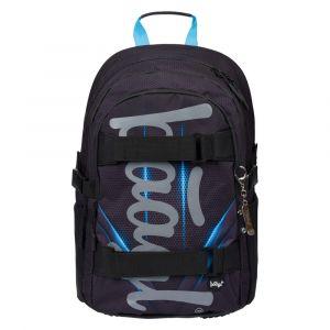 BAAGL Školní batoh Skate Bluelight 25 l
