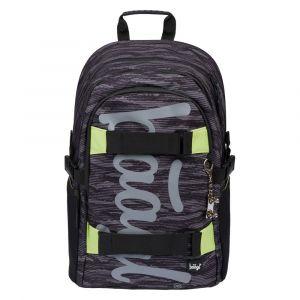 BAAGL Školní batoh Skate Grey 25 l