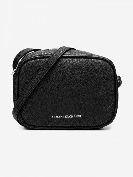 Cross body bag Armani Exchange Černá 890291