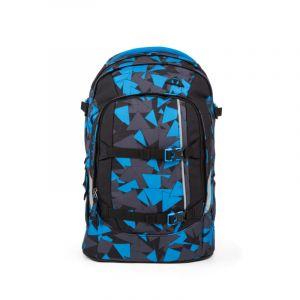 Ergobag Satch sleek Blue Triangle 24l