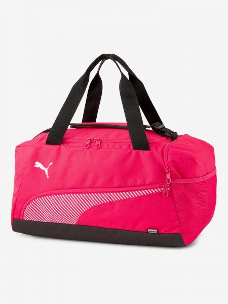 Fundamentals Sportovní taška Puma Růžová 988514