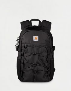 Carhartt WIP Delta Backpack Black 17,7 l