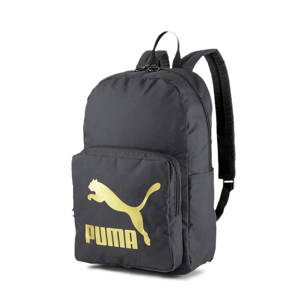 Originals Urban Backpack Puma Black-Gold