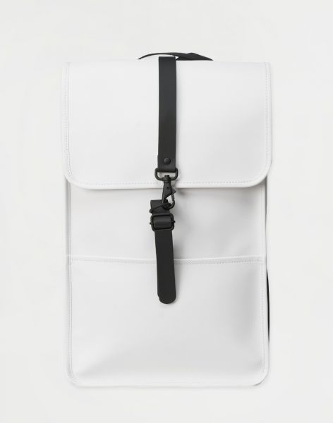 Rains Backpack 58 Off White 13 l