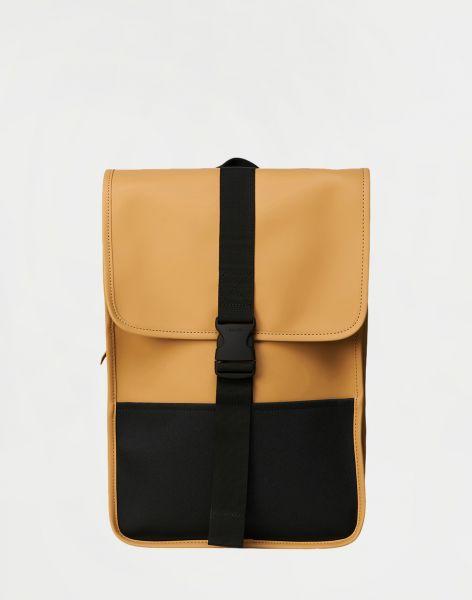 Rains Buckle Backpack Mini 49 Khaki 10 l