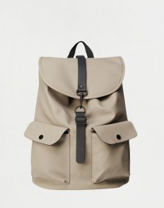 Rains Camp Backpack 17 Taupe 15 l