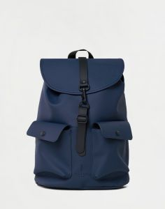 Rains Camp Backpack 02 Blue 15 l