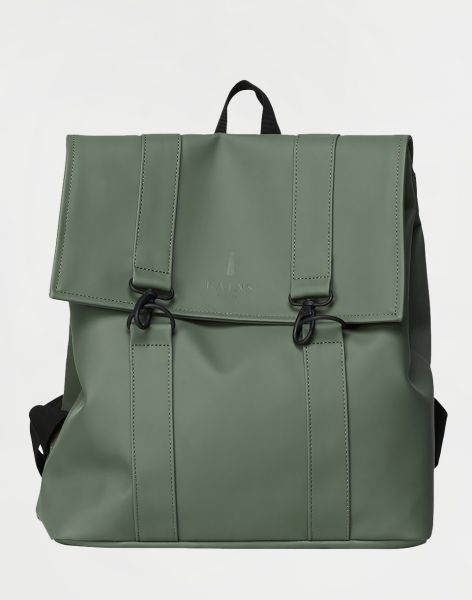 Rains Msn Bag Olive 18 l