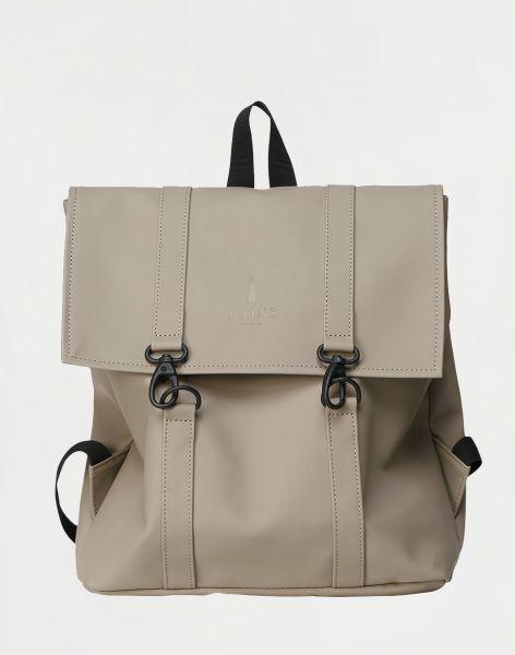 Rains Msn Bag Mini 17 Taupe 8,5 l
