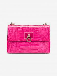 Carabel Cross body bag Guess Růžová 990466