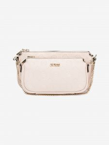 Dayane Double Cross body bag Guess Béžová 990470