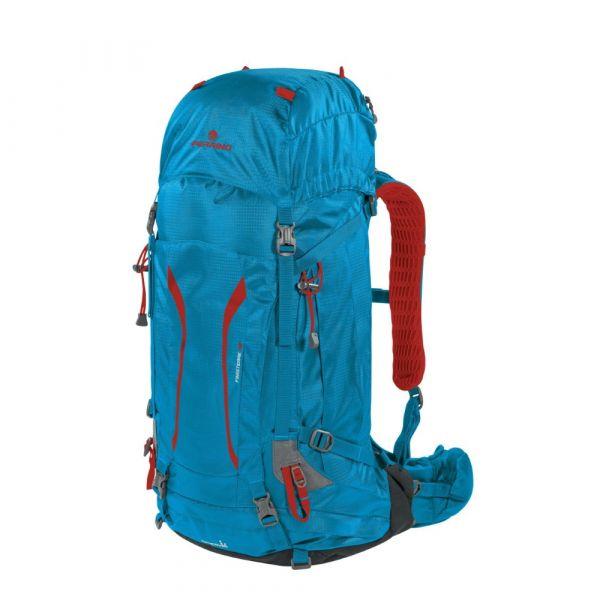 Turistický batoh FERRINO Finisterre 38l modro-červená