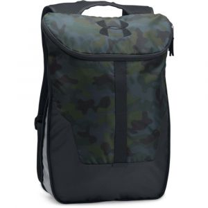 UNDER ARMOUR Batoh UA Expandable Sackpack camouflage 27 l