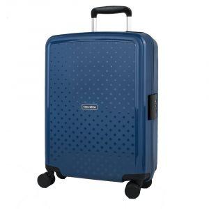 Travelite Kabinový cestovní kufr Terminal S Navy 36 l
