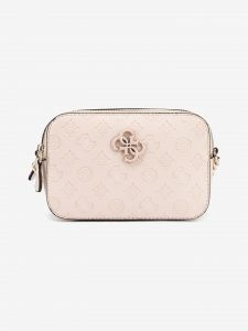 Noelle Cross body Bag Guess Béžová 994491