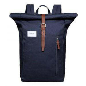 Sandqvist Městský batoh Dante 18 l modrý
