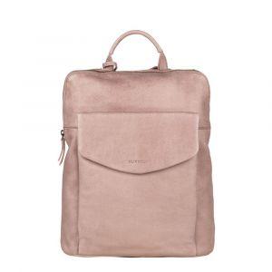 Dámský kožený batoh Burkely Fiona – růřová