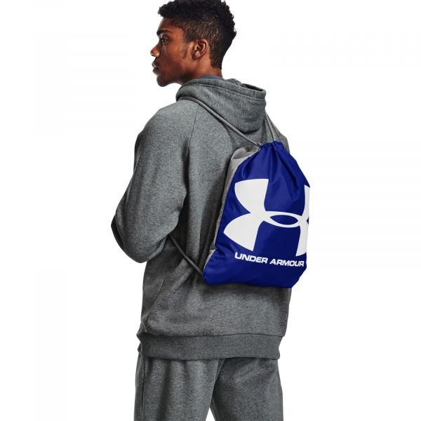 UA Ozsee Sackpack-BLU Royal / Steel / Royal