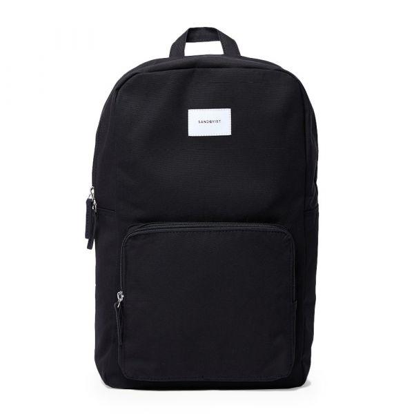 Sandqvist Městský batoh Kim 12 l černý