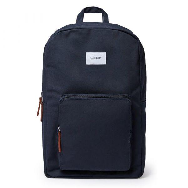 Sandqvist Městský batoh Kim 12 l modrý