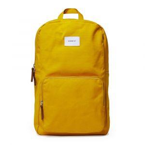 Sandqvist Městský batoh Kim 12 l žlutý
