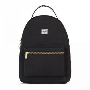 Herschel Dámský batoh Nova Poly Black 18 l