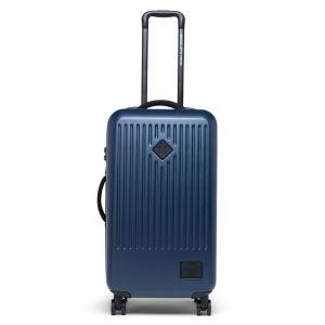 Herschel Skořepinový cestovní kufr Trade Navy 70 l
