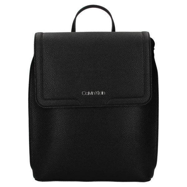 Dámský batoh Calvin Klein Quilda – černá