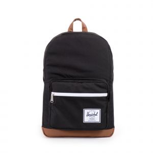Pop Quiz Black/Tan Synthetic Leather