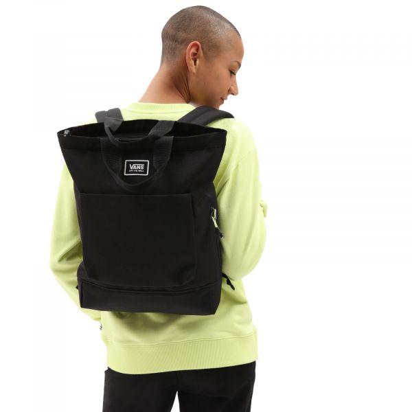 Wm prospector tote backpack Black