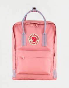 Fjällräven Kanken 312-909 Pink-Long Stripes 16 l
