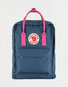 Fjällräven Kanken 540-450 Royal Blue-Flamingo Pink 16 l