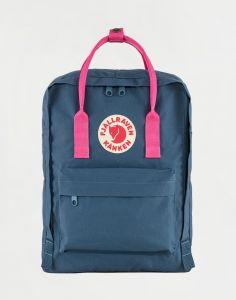 Fjällräven Kanken 540-450 Royal Blue-Flamingo Pink 16 l