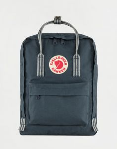 Fjällräven Kanken 560-909 Navy-Long Stripes 16 l