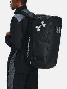 Taška Under Armour Contain Duo MD Duffle – černá
