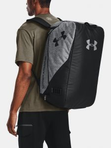 Taška Under Armour Contain Duo MD Duffle – šedá