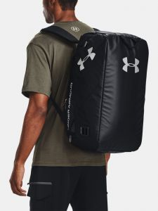 Taška Under Armour Contain Duo SM Duffle – černá