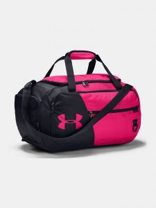 Taška Under Armour Undeniable 4.0 Duffle SM – růžová